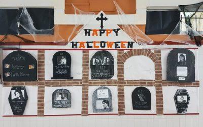 Halloween y departamentos