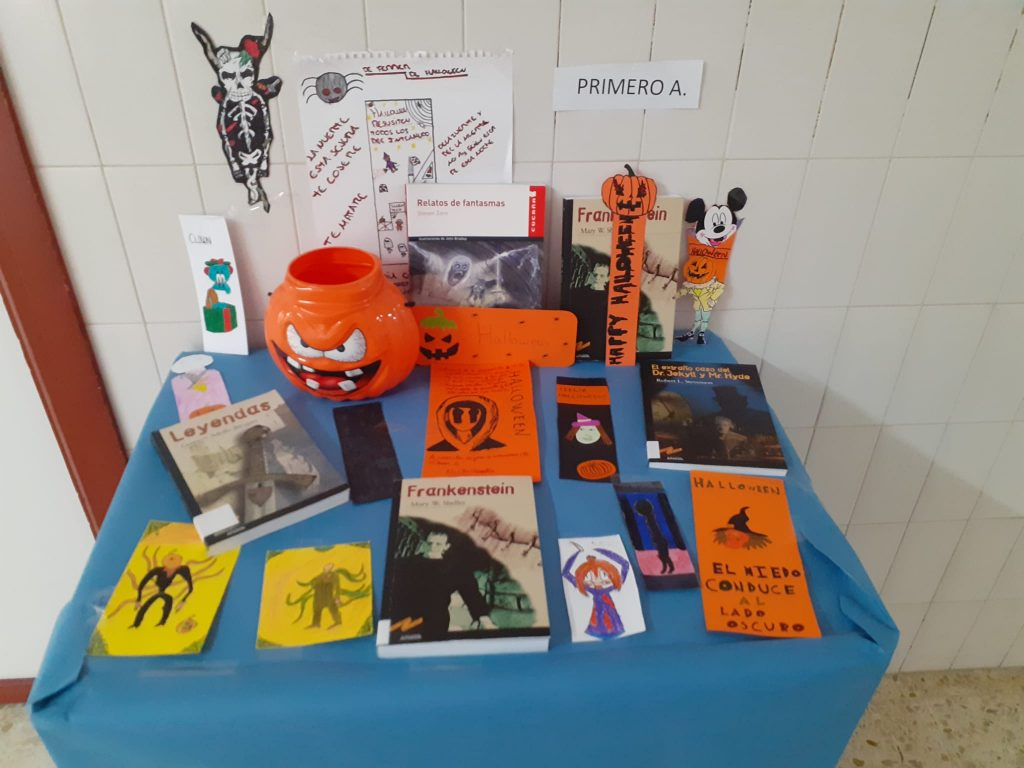 Lecturas Halloween