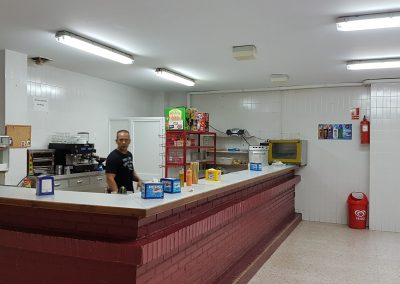 Bar y barman