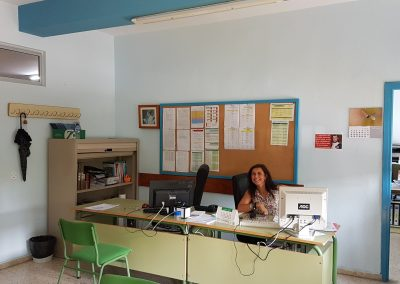 Jefa de Estudios adjunta