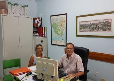 Vicedirector y Jefa de Estudios