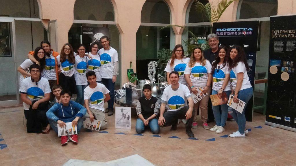 Feria de la Ciencia Granada
